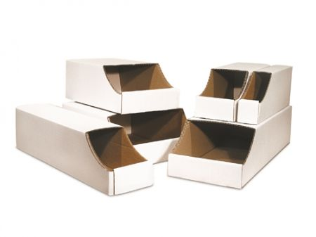 Stackable Bin Boxes