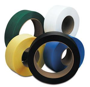 "8"" x 8"" Core Hand Grade Poly Strapping"