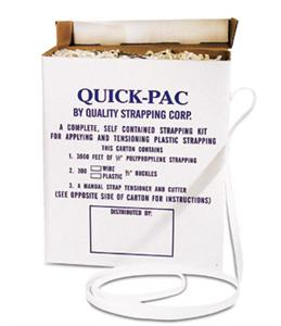 Postal Approved Poly Strapping Kits  Plastic Buck