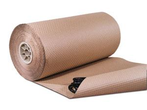 Indented Kraft Paper Sheets