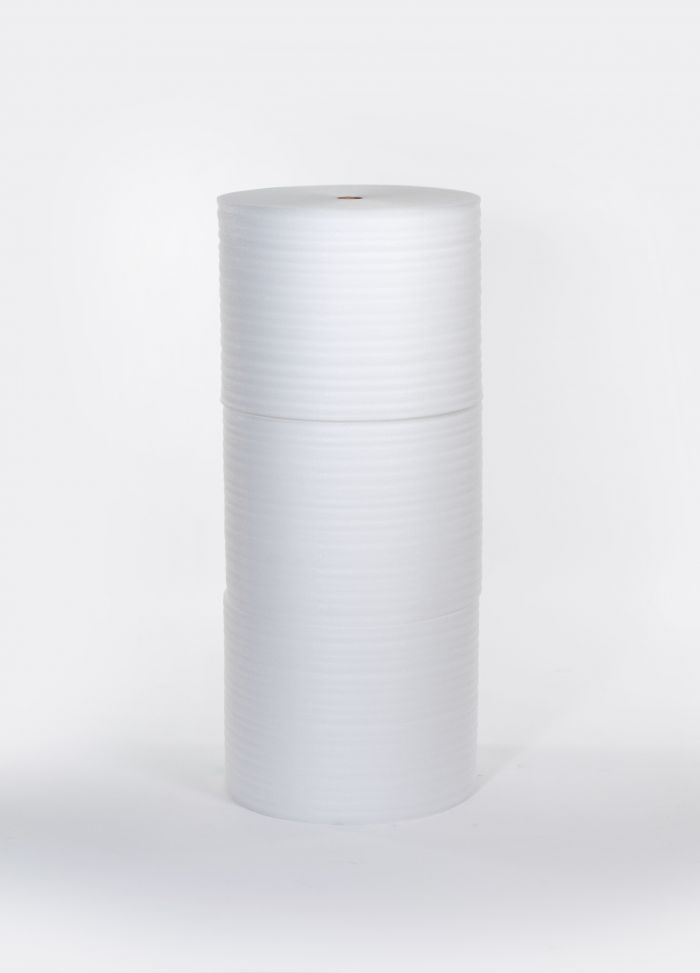 "1/32"" 72"" x 2,000` Slit 24"" Perfed 12"" Foam ...................(3 rolls/bundle)"