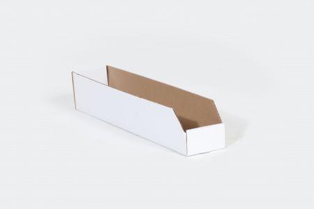 """10 x 18 x 4 1/2"""" Open Top Bin Box"""