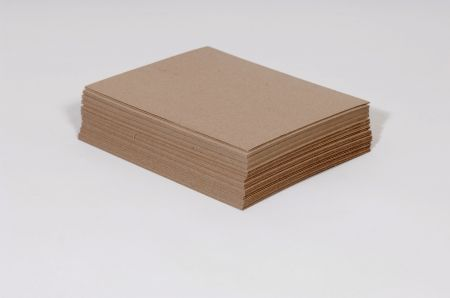 "26 x 38"" Heavy Duty 30 pt. Chipboard Pad (70/case)"
