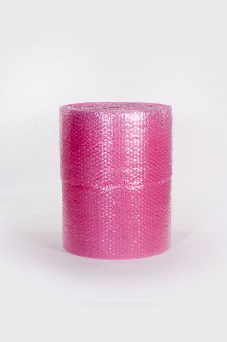 "1/2"" 48"" x 250`  Anti-Static Slit 24"" Perfed 12"" Large Bubble (2 rolls/bundle)"