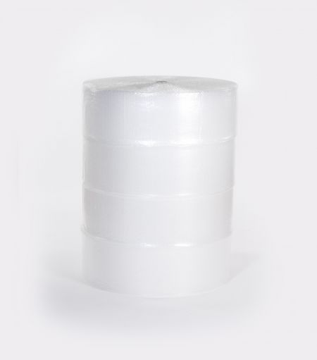 "3/16"" 48"" x 300` Slit 12"" Perfed 12"" Retail Length Small Bubble (4 rolls/bundle)"