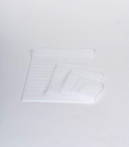 "12 x 15"" 1/8"" Flush Cut  Foam Pouches (150/case)"