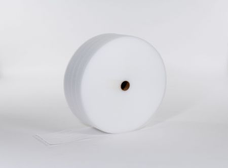 "1/32"" 72"" x 2,000` Slit 12"" Perfed 12"" Foam ..................(6 rolls/bundle)"