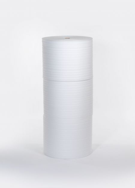 "1/4"" 72"" x 250` Slit 24"" Perfed 12"" Foam (3 rolls/bundle)"