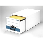 "Bankers Box® Super Stor / Drawers - 24 x 15 x 10""  Legal Size - #FEL00722"