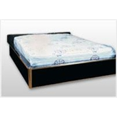 "Twin Size 1.5 Mil. Mattress Bag with Vent Holes 39 x 9 x 90"" (100/roll)"