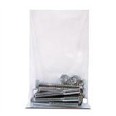 "12 x 18"" 6 Mil Heavy-Duty Flat Poly Bag (500/Case)"