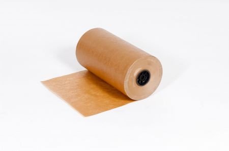 "48"" x 1,500` 30# Waxed Paper Roll"