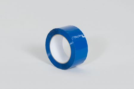 "2"" x 110 yds. 1.9 Mil Blue Carton Sealing Tape (36/Case)"