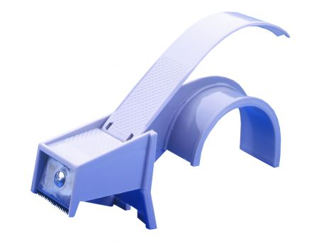 "1"" Plastic Hand-Held Filament Tape Dispenser"