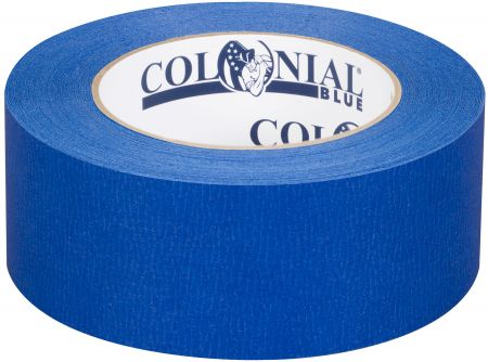 "1"" x 60 yds. (24mm x 55m) 5.1 Mil Blue Painter's Tape (9pk)"